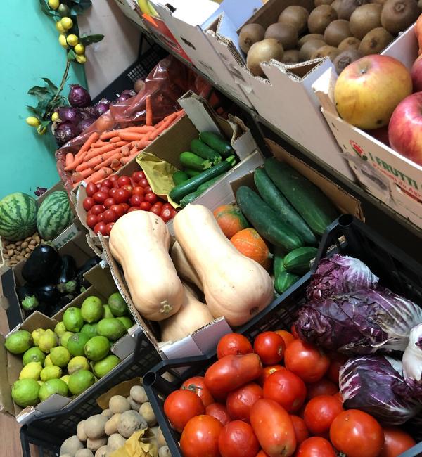 frutta bio agrigento